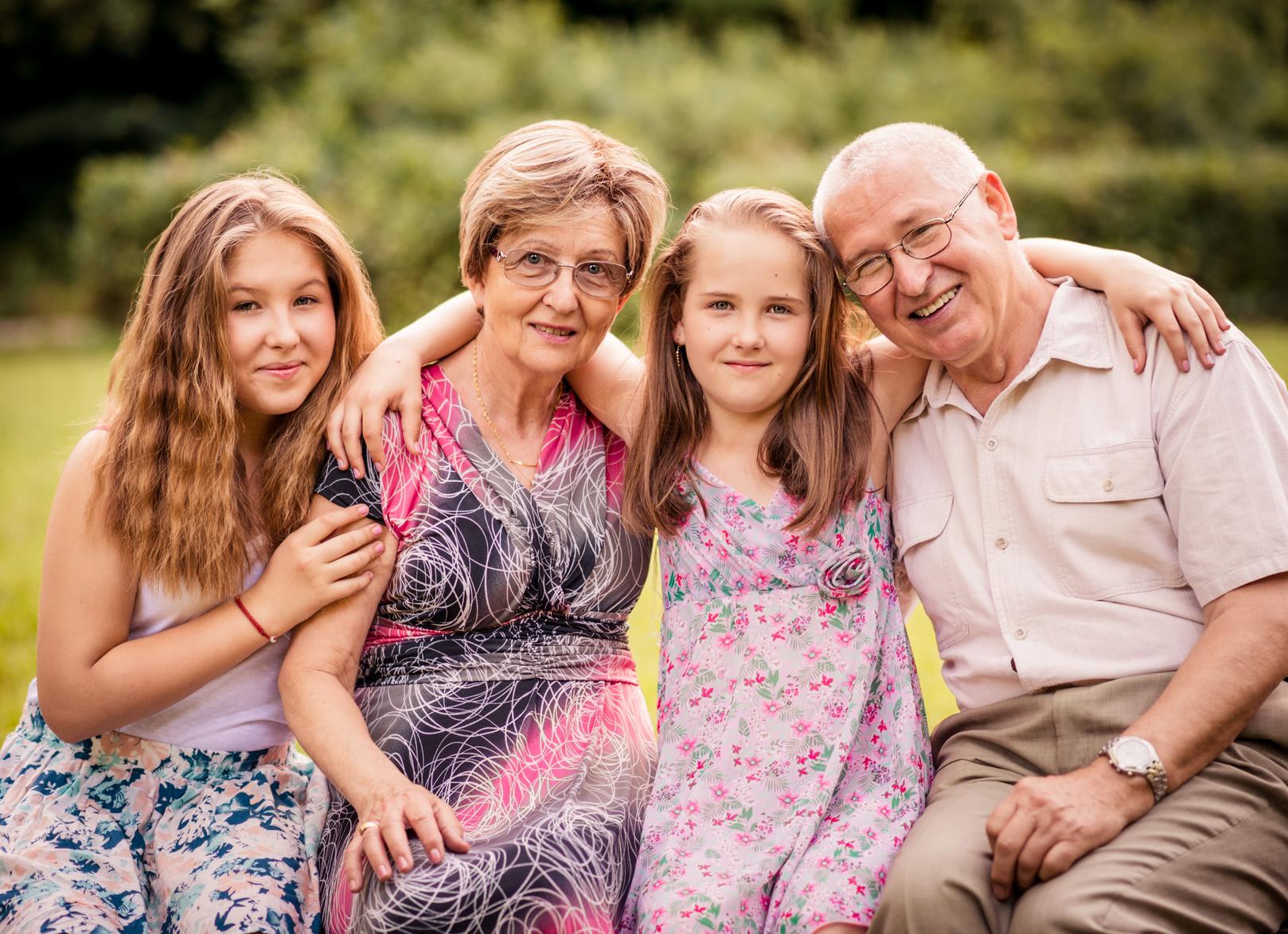 Dziadka i babci nikt nie zastąpi
