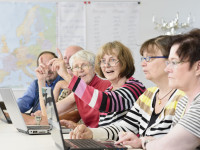 Computerkurs fr Senioren