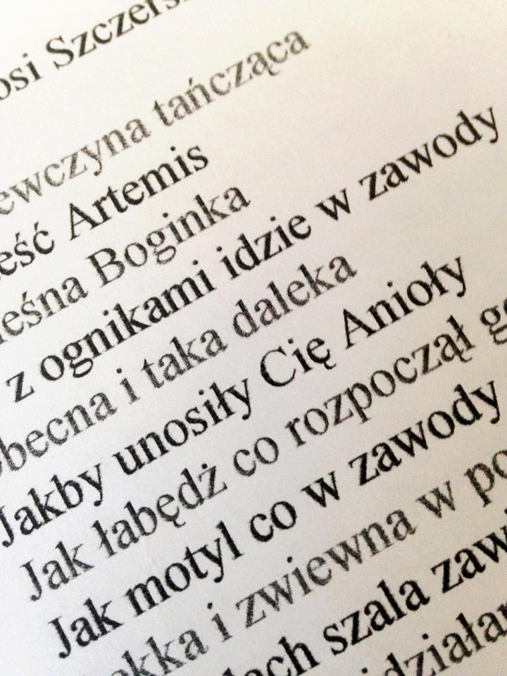 Poezja Marii Kicińskiej Zdrowy Seniororg
