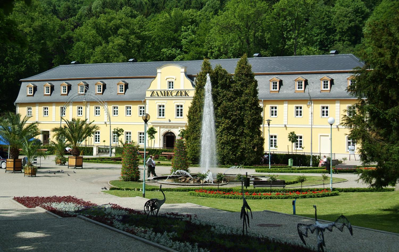 Sanatorium Zameczek Kudowa Zdrój_ZUK