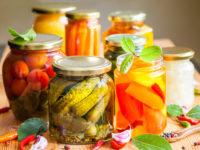 Vegetable preserves