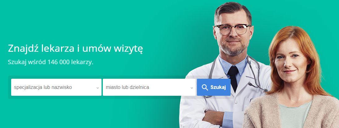 Umów się na wizytę do lekarza już dzisiaj