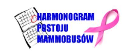 Harmonogram postoju mammobusów