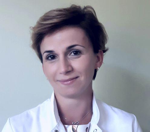 Katarzyna Adamczyk - podolog