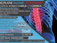 Bezpłatne badanie osteoporozy w Ząbkowicach Śląskich. Trwają zapisy, liczba miejsc ograniczona