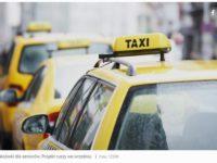 Darmowe taksówki dla seniorów