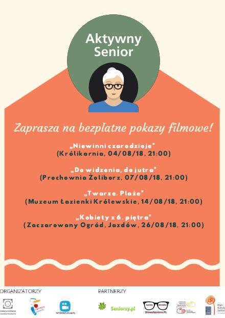 bezpłatne pokazy filmowe