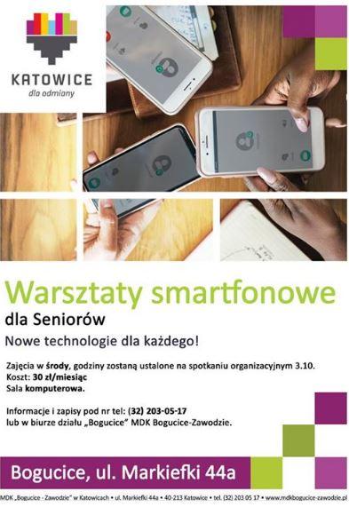 Warsztaty smartfonowe