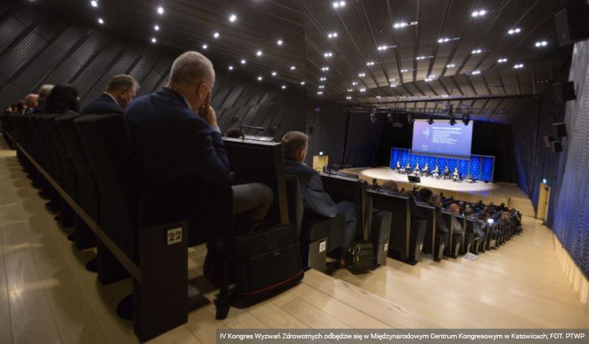 IV Kongres Wyzwań Zdrowotnych: 60 sesji w pięciu blokach tematycznych