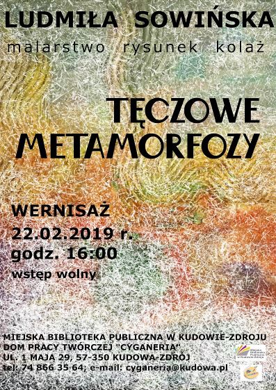 Wernisaż wystawy Ludmiły Sowińskiej