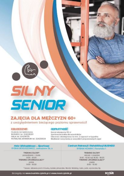 Silny Senior