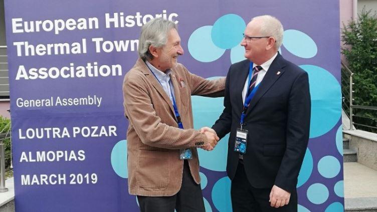 Duże wyróżnienie! Lądek-Zdrój dołączył do grona europejskich historycznych miast termalnych