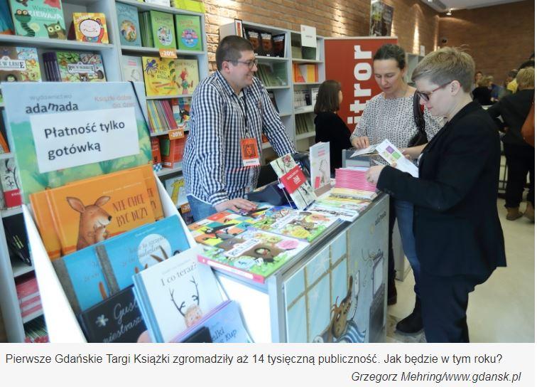 Targi Książki Gdańsk