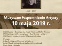 Muzyczne wspomnienia artysty Zbigniewa Bujarskiego