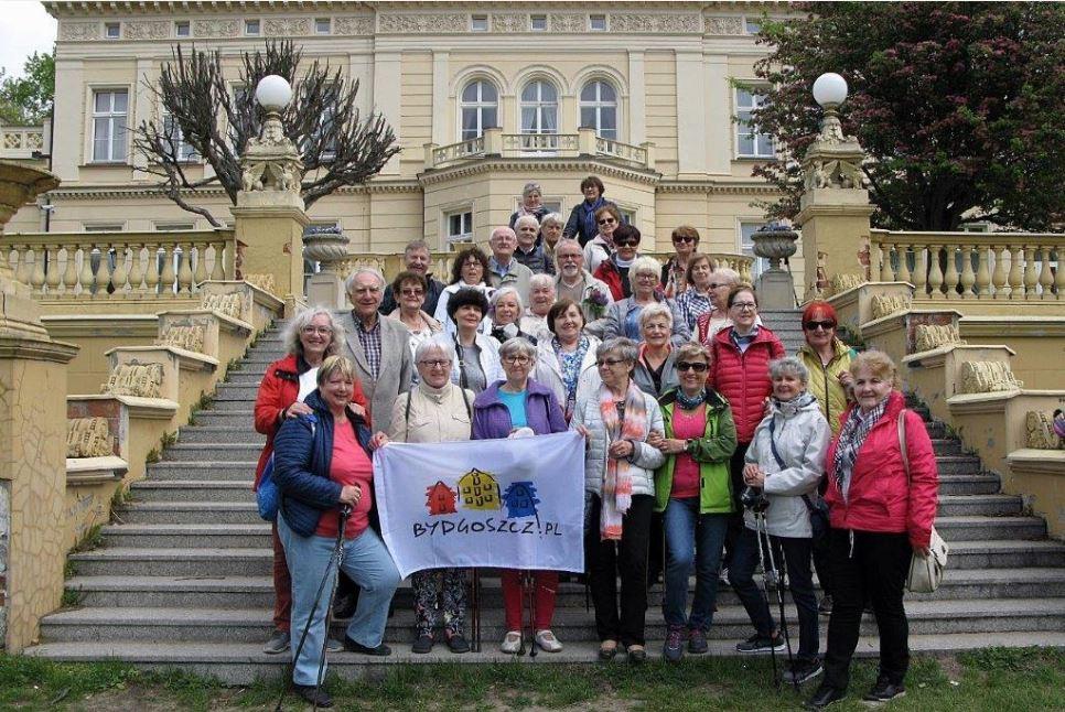 VII Ogólnopolski Marsz NORDIC WALKING