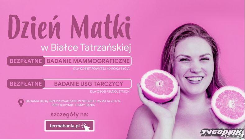 Dzień Matki Białka Tatrzańska