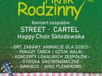 Piknik Rodzinny - urodziny DKZ