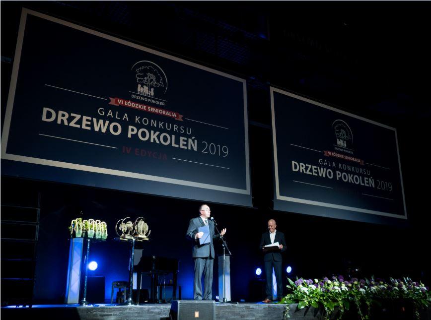 Gala Konkursu Drzewo Pokoleń - fot. Mikołaj Zacharow