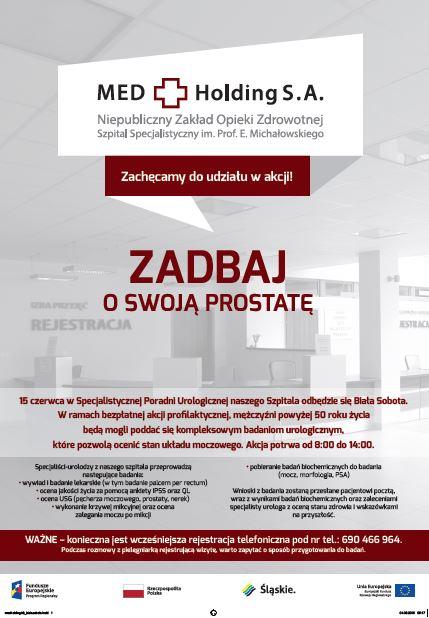 Zadbaj o swoją prostatę