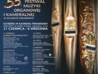 Koncert Inauguracyjny w ramach 55. Międzynarodowego Festiwalu Muzyki Organowej i Kameralnej