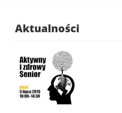 Aktywny i zdrowy Senior w Toruniu