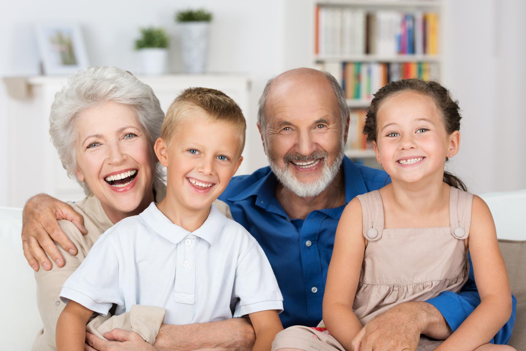 Relacja dziadków i wnuków wyrazem ciągłości istnienia