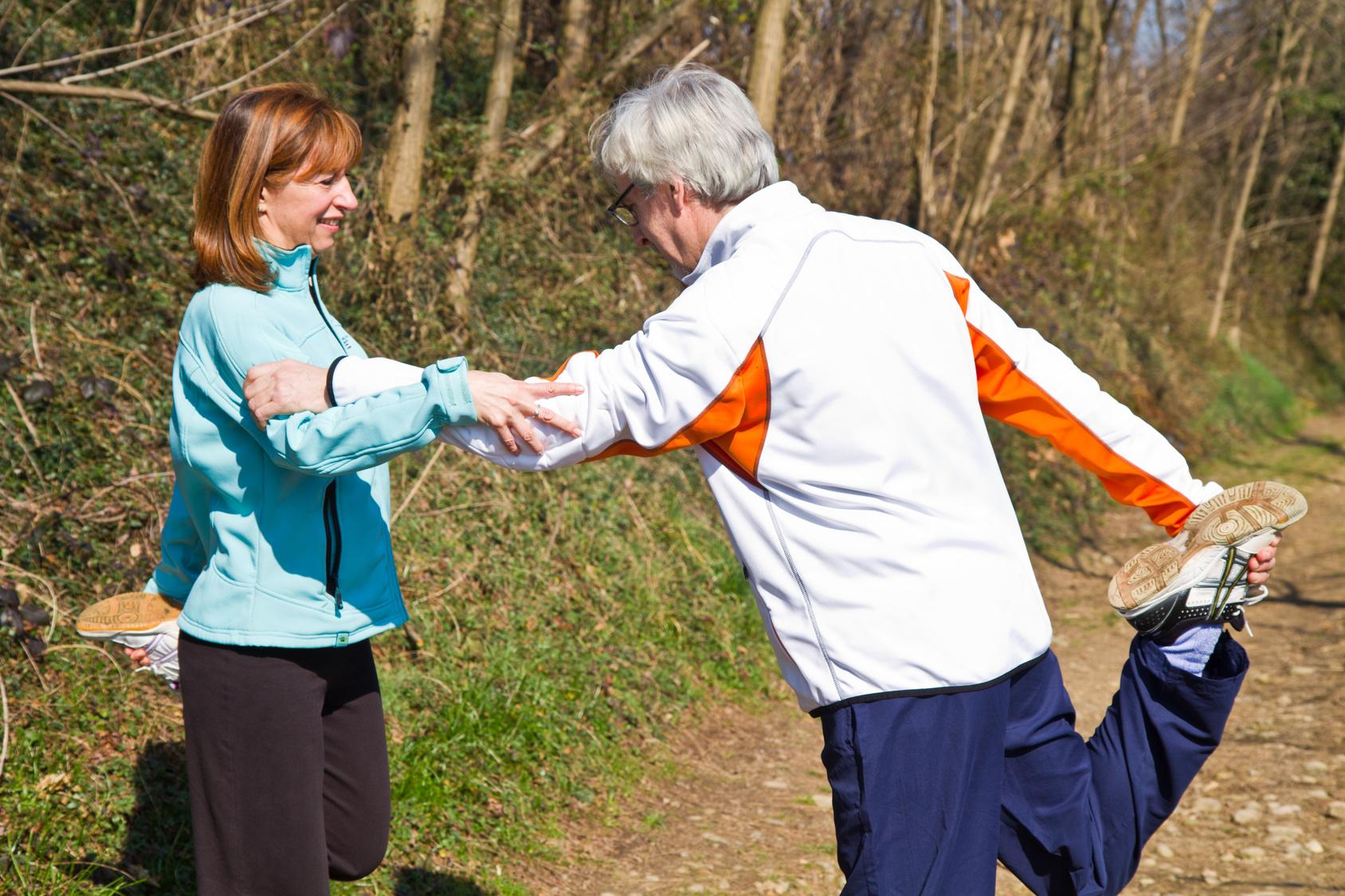 Aktywność fizyczna pomaga zachować zdrowie psychiczne