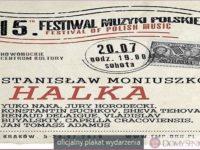 Kraków: Halka Stanisława Moniuszki