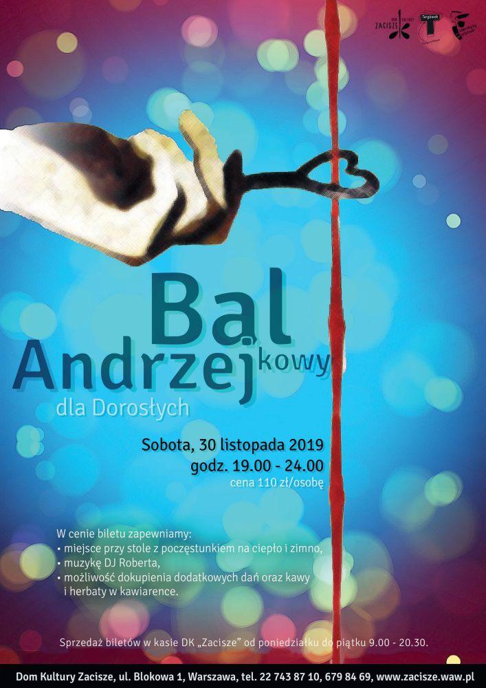 Bal Andrzejkowy dla Dorosłych, 30.11.19