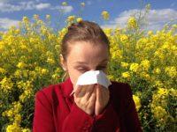 Fot alergia